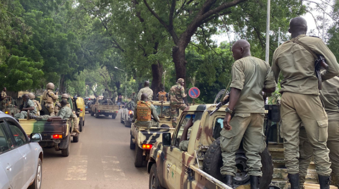 On democracy, digital communication and Mali experience