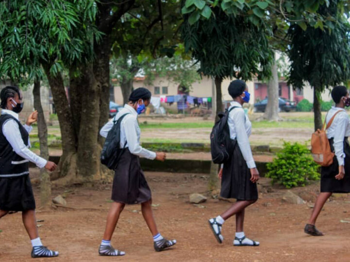 """With """"super-Covid"""" in Nigeria and infections rising, our children need free data"""