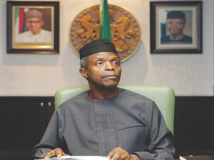 A nation that only exists on paper? Osinbajo is right – leaders must speak up in the name of unity if Nigeria is to endure